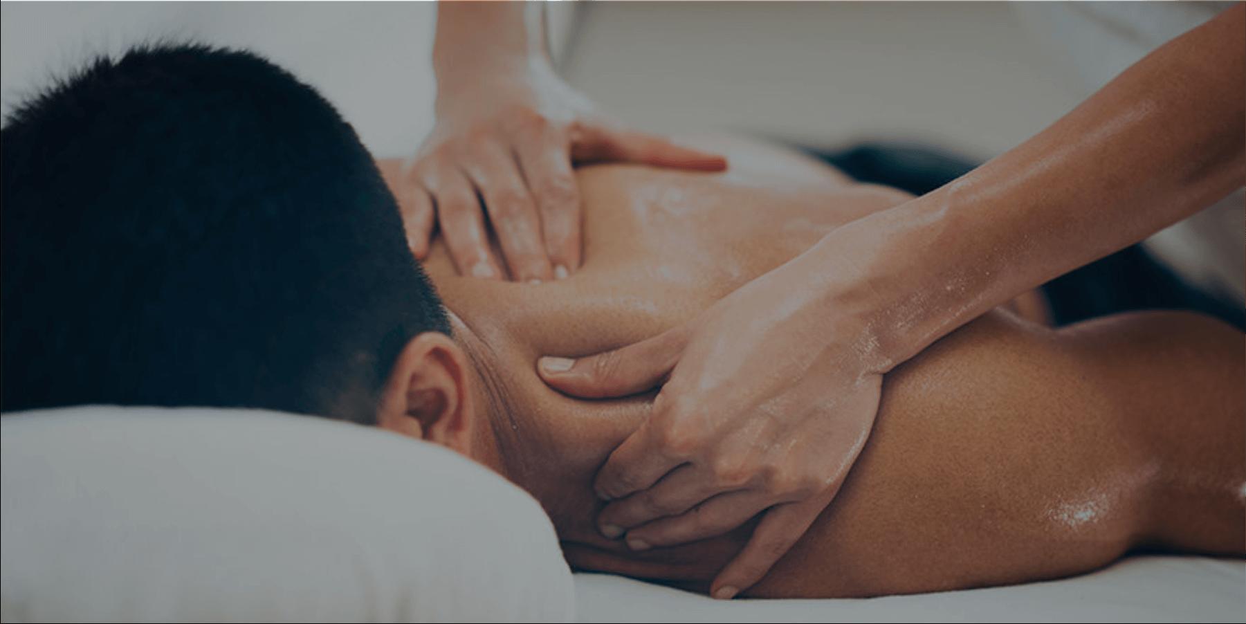 masaje de mantenimiento deportivo